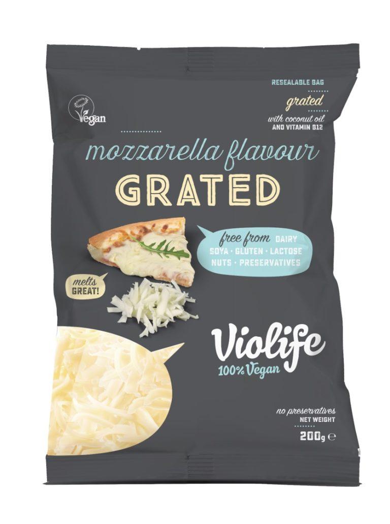 Strúhaná mozzarella 200g
