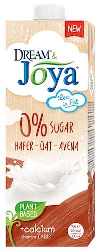 Ovesný nápoj 0% cukru