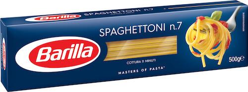 Spaghettoni N.7 500G