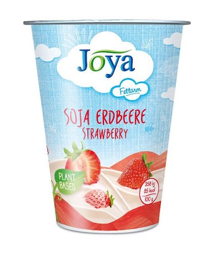 Sojová alt. jogurtu jahoda