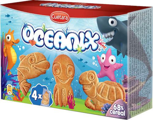 Oceanix Cereales 110g