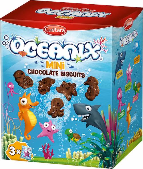 Oceanix Snacking 120g