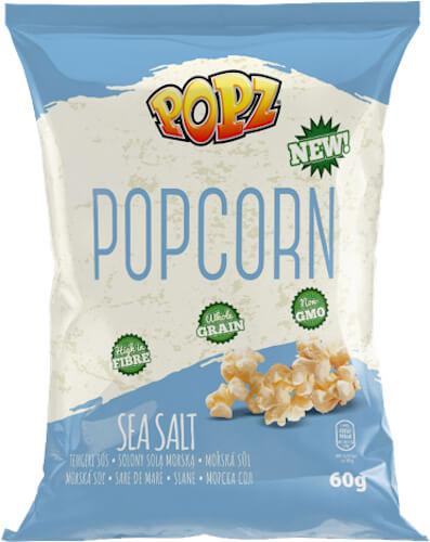 Popcorn mořská sůl 60g