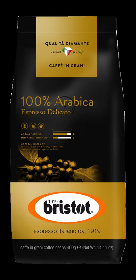 Zrnková káva 400 g