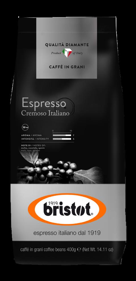 Bristot Espresso Cremoso 400g