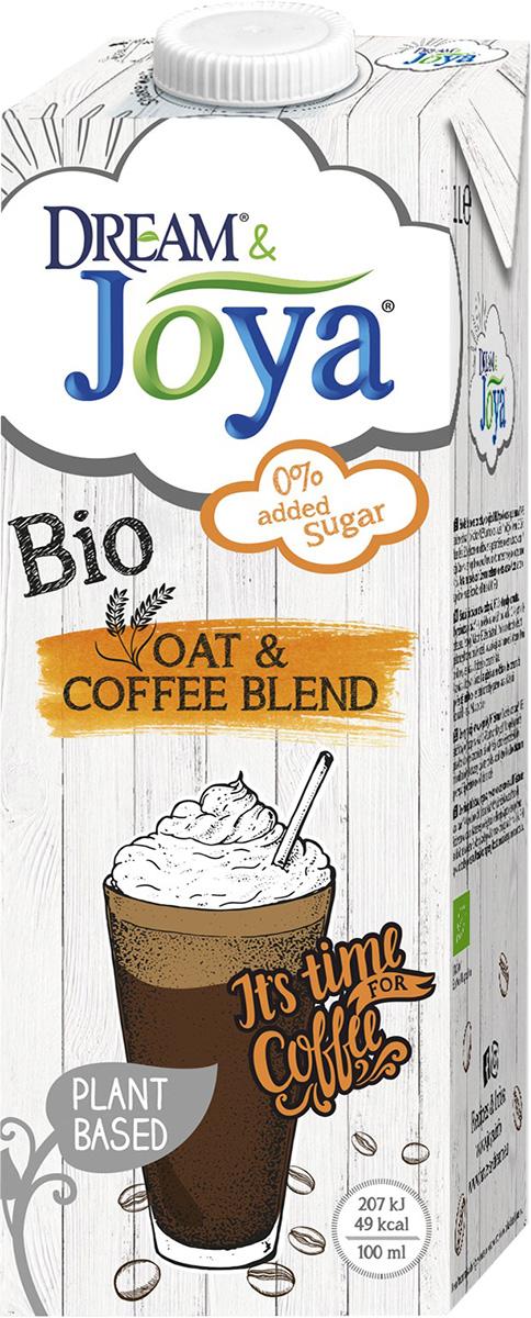 BIO ovesný nápoj s kávou 1 l