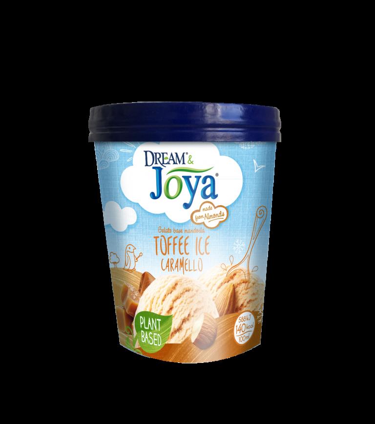 Mandlová zmrzlina s karamelovou příchutí 480 ml