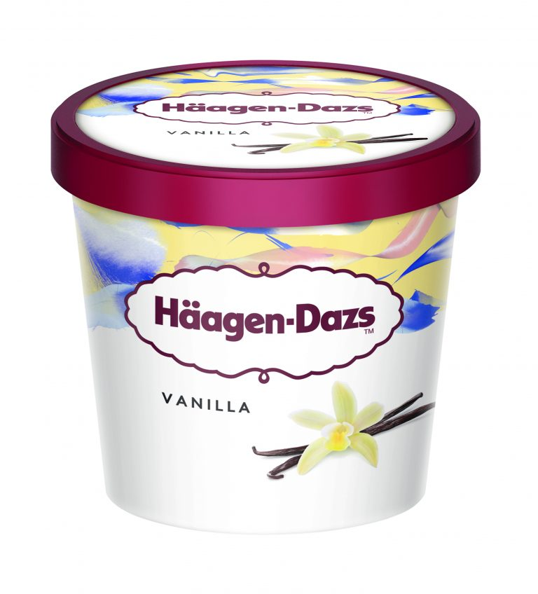 Minikelímek Vanilková zmrzlina 95ml