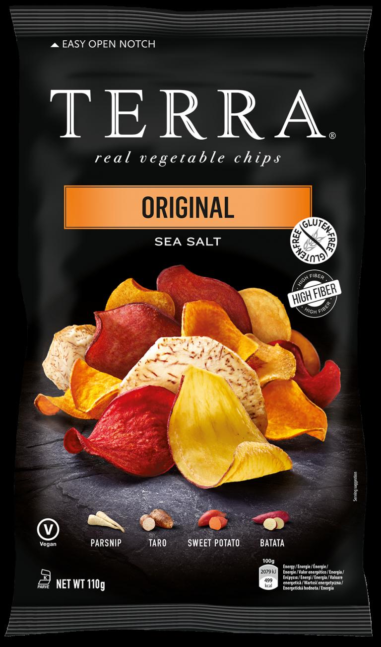Terra Chips Original 110 g
